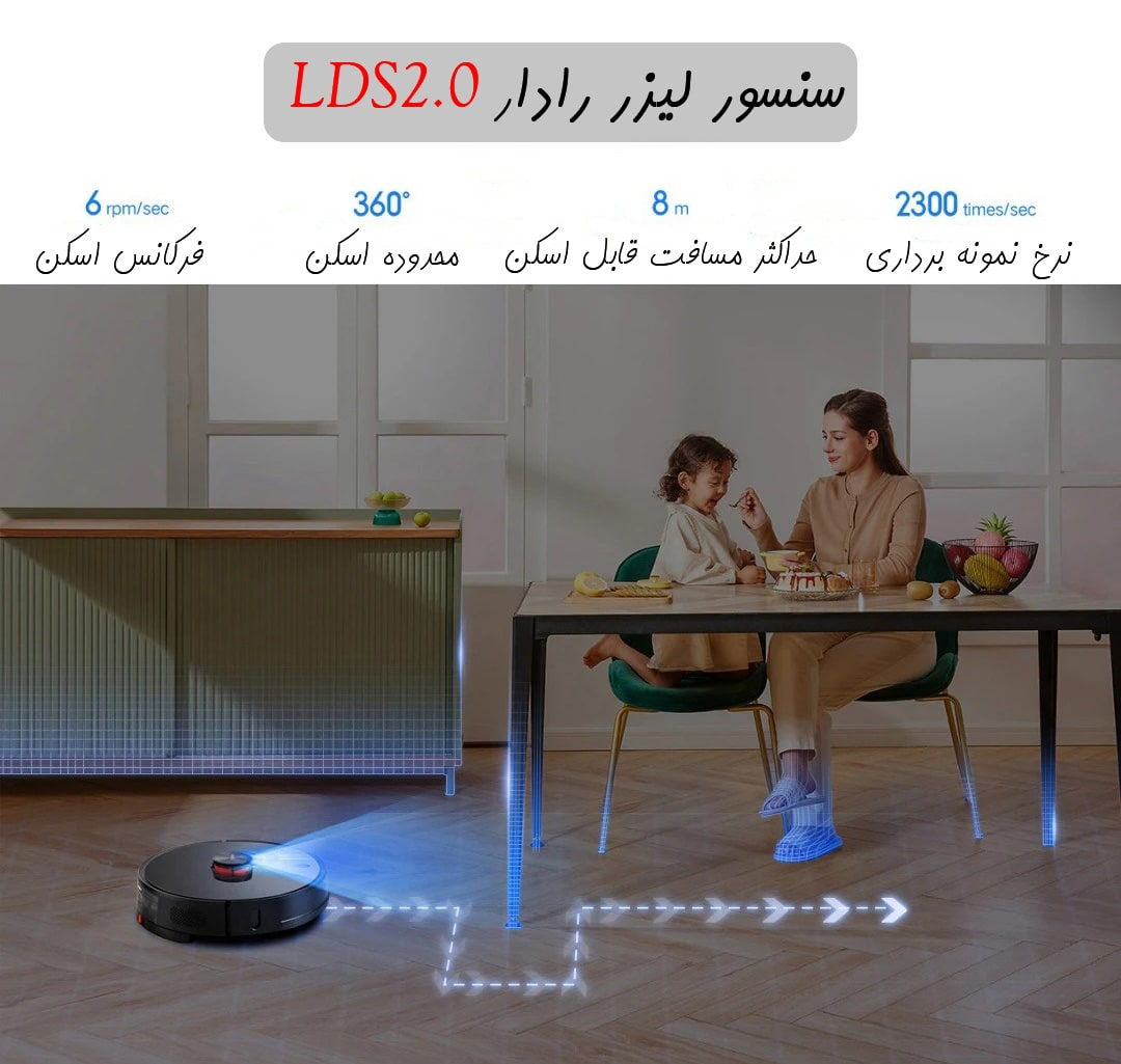 Lydsto R1 Smart Robot Vacuum cleaner